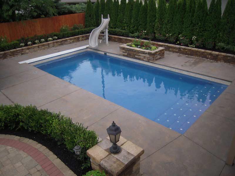 Rectangle Elite Pools