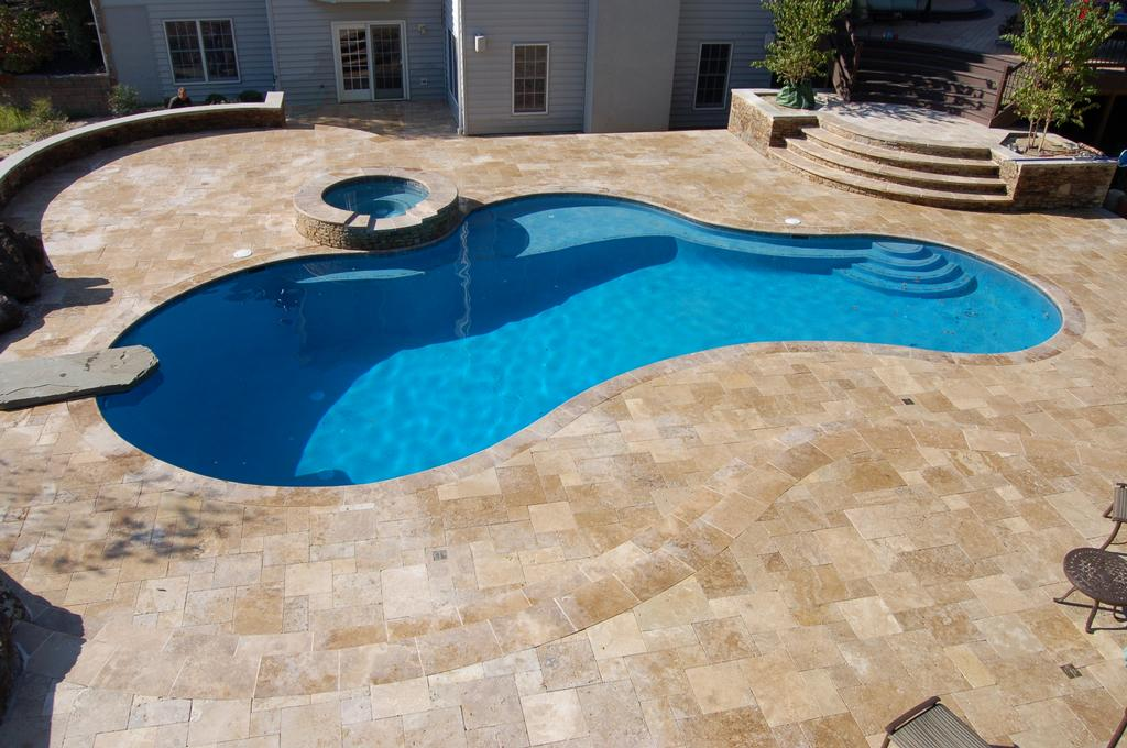 The Best Inground Swimming Pool For A Small Yard Elite Pools