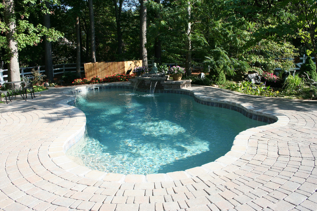 In-ground Fiberglass Pool Installation - Elite Pool Builders Ontario