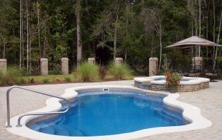 Image of In-ground Fiberglass Pool Repairs Toronto & the GTA