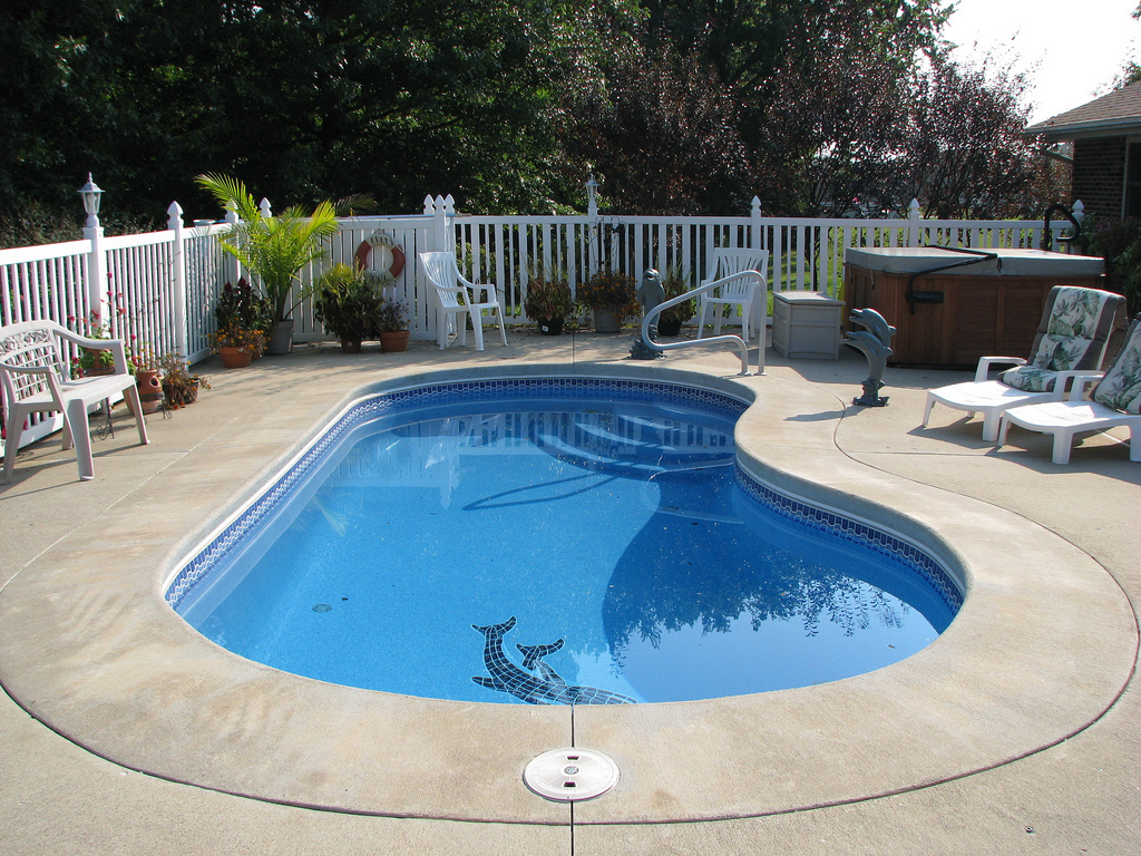 Image of Fiberglass Pool Equipment Toronto & the GTA